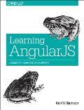 Learning Angularjs: A Guide to Angularjs Development