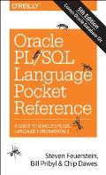 Oracle PL/SQL Language Pocket Reference