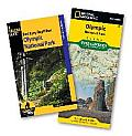 Best Easy Day Hiking Guide and Trail Map Bundle: Olympic National Park (Best Easy Day Hikes)