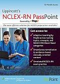 Lww NCLEX-RN Passpoint; Lww Docucare One-Year Access; Plus Lww Corusepoint for Nursing Concepts Package