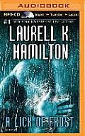 A Lick Of Frost (Meredith Gentry Novels) by Laurell K. Hamilton