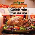 Celebrate Thanksgiving (Our Holidays)