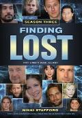 Finding Lost, Season Three: The Unofficial Guide Cover
