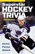 Superstar Hockey Trivia Games Puzzles Quizzes