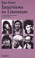 Interviews to Literature