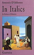 In Italics: In Defense of Ethnicity