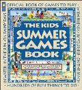 Kids Summer Games Book Official Book of Games to Play