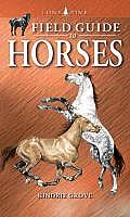 Field Guide To Horses (99 Edition) Cover