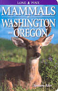 Mammals of Washington and Oregon Cover