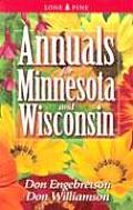 Annuals for Minnesota & Wisconsin Cover