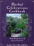 Herbal Celebrations Cookbook Cover