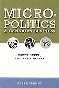 Micropolitics and Canadian business; paper, steel, and the airlines