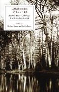 Lyrical Ballads 1798 and 1800 (08 Edition)