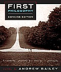 First Philosophy Concise Edition