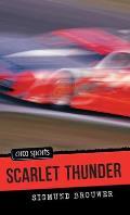 Scarlet Thunder (Orca Sports)