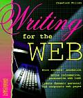 Writing For The Web (Self-Counsel Series) by Crawford Kilian