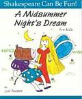 Midsummer Nights Dream For Kids