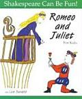 Romeo and Juliet for Kids (98 Edition) Cover