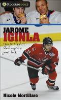 Jarome Iginla: How the NHL's First Black Captain Gives Back (Recordbooks)