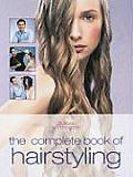 Complete Book Of Hairstyling