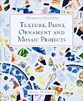Decorating Furniture Texture Paint Ornament & Mosaic Projects
