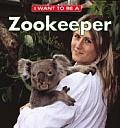 I Want to Be a Zookeeper (I Want to Be) Cover