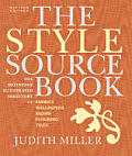 The Style Source Book: The Definitive Illustrated Directory of Fabrics, Wallpapers, Paints, Flooring and Tiles