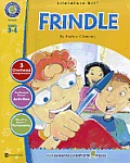 Frindle, Grades 3-4 [With Transparency(s)] (Literature Kit)