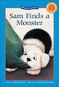 Sam Finds a Monster (Kids Can Read!: Level 1)
