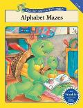 Alphabet Mazes (Kids Can Learn with Franklin)