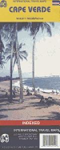 Cape Verde Travel Map