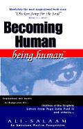 Becoming human, being human