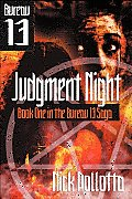 Judgment Night: Bureau 13 - Book One by Nick Pollotta