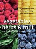 Vegetables Herbs & Fruit