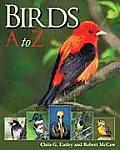Birds A to Z