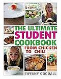 The Ultimate Student Cookbook: From Chicken to Chili Cover