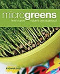 Microgreens: How to Grow Nature's Own Superfood Cover