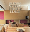 200 Tips for Modern Interior Design
