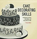 Cake Decorating Skills Cover
