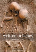 Written in Bones: How Human Remains Unlock the Secrets of the Dead Cover