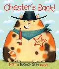 Chester's Back! Cover
