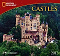 Castles: National Geographic 2013 Wall Calendar Cover