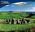 Ireland: National Geographic 2013 Wall Calendar