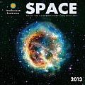Space: Smithsonian Institute 2013 Wall Calendar