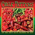 Cal14 Chile Peppers Hot & Tasty Recipe Calendar