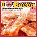 I Love Bacon 2016 Calendar