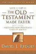 The Old Testament Made Easier...