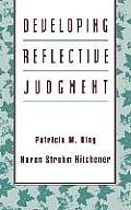 Developing Reflective Judgment