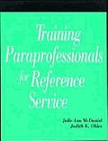 Training Paraprofessionals for