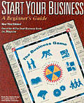 Start Your Business 3rd Edition A Beginners Guide